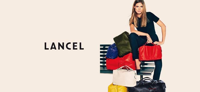Lancel Pop - Patrick Demarchelier - Malgosia Bela & Will Chalker