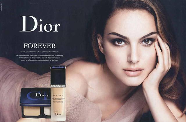 CAMPAIGN Dior Forever - Natalie Portman