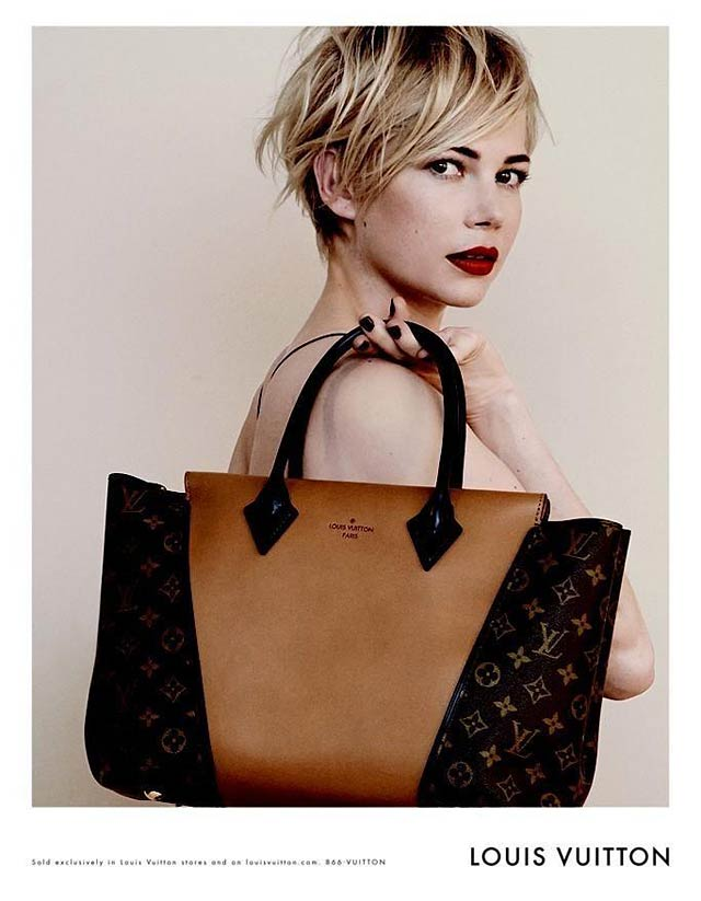 Louis Vuitton - Michelle Williams