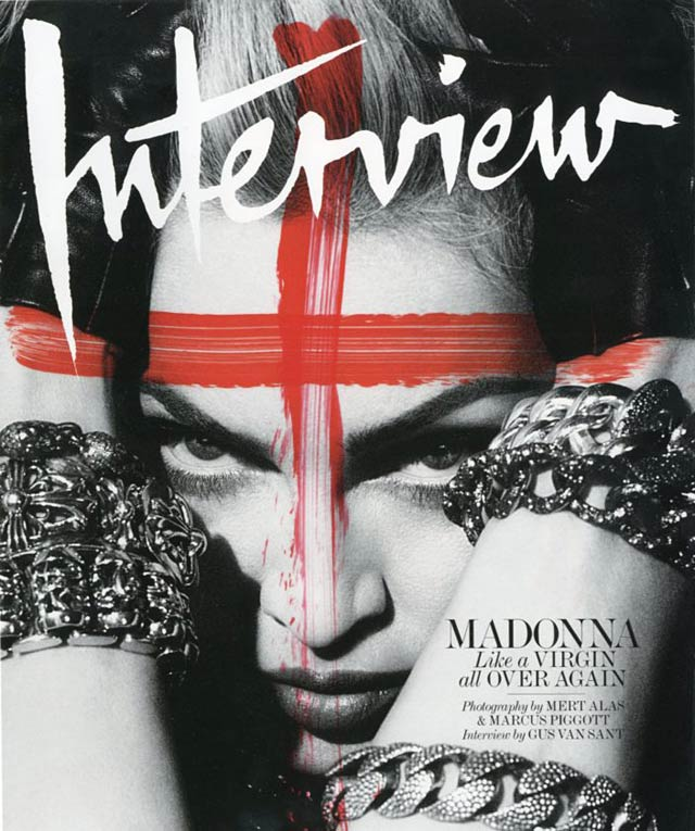 Interview - Madonna