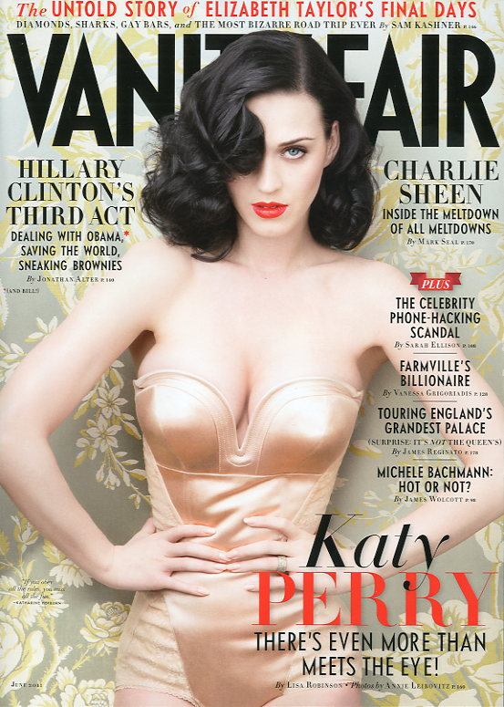 Vanity Fair - Katy Perry