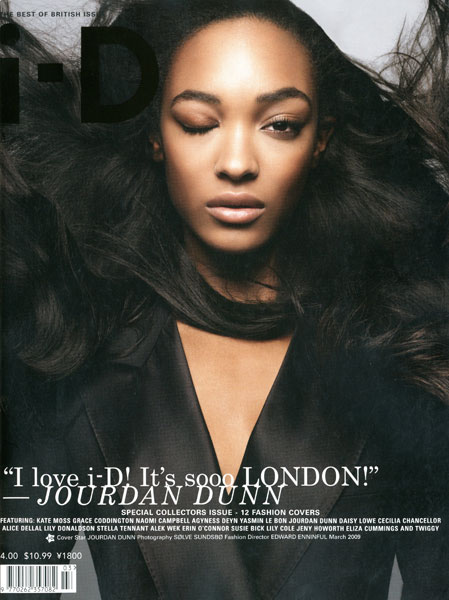 I-D Magazine - Jourdan Dunn