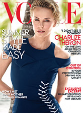 VOGUE - Charlize-Theron