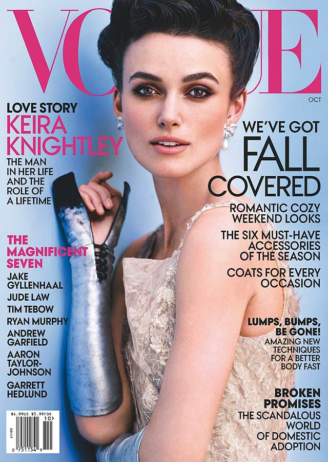 VOGUE US - Keira Knightle