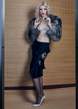 CR Fashion Book - Bettina Rheims - Maggie Maurer