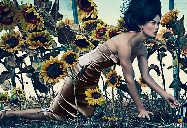 VOGUE US - Steven Klein