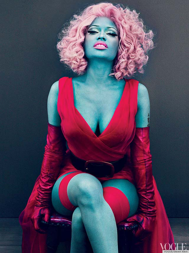 VOGUE US - Steven Klein - Nicki Minaj