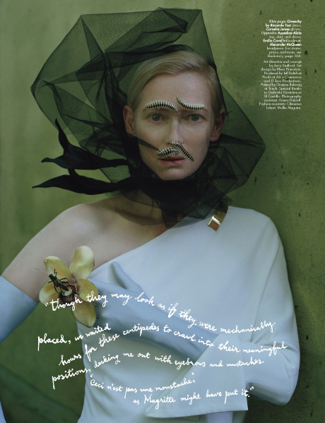 W Magazine - Tim Walker