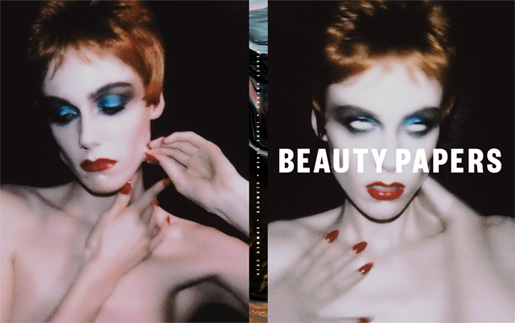 Cover Beauty Papers #7 - Stephane Marais - Kiki Willems