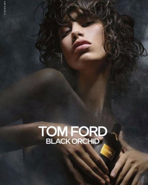 Tom Ford - Nick Knight - Mica Arganaraz