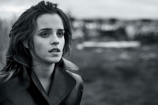 Vogue Australia March 2018 - Peter Lindbergh - Emma Watson